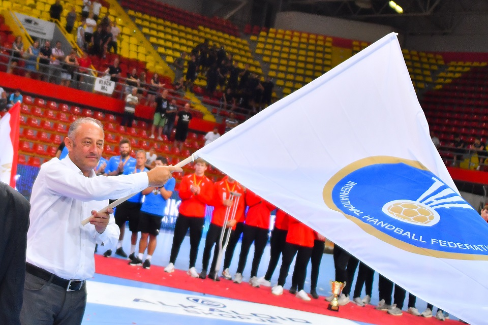 Awarding Ceremony 18.08.2019 WCH U19 FINAL 6837
